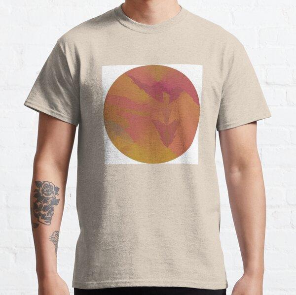 Purple Arrows Sky Classic T-Shirt