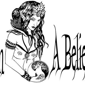 I'm A Believer by widdershins13