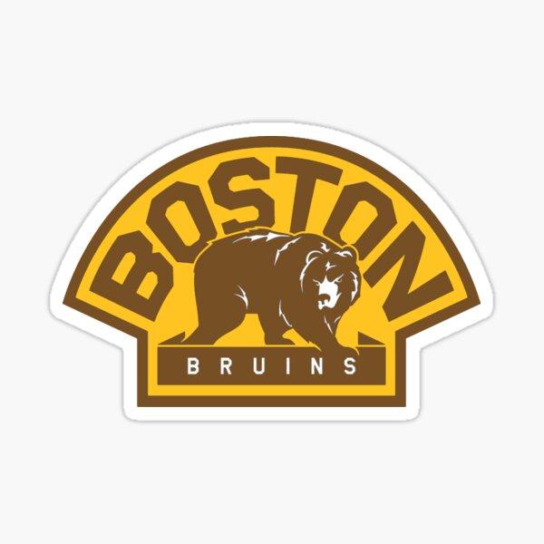 Boston Bruins Bear Patch  Sticker