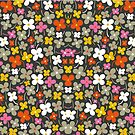 Flower Power Pants by Rob Stephens