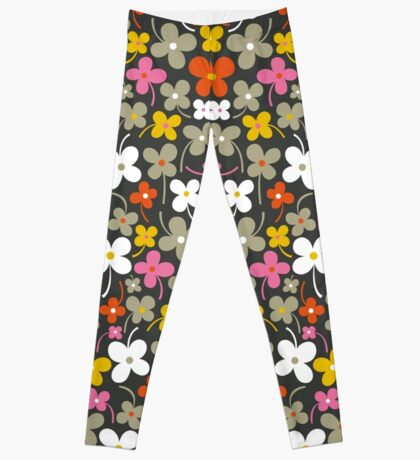Flower Power Pants Leggings