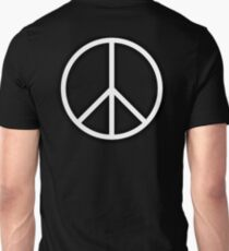 Ban the Bomb, Peace, Old School, Symbol, CND, Trident, Campaign for Nuclear Disarmament, White T-Shirt