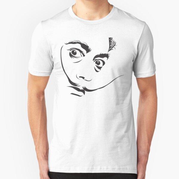 Salvador Dali Slim Fit T-Shirt