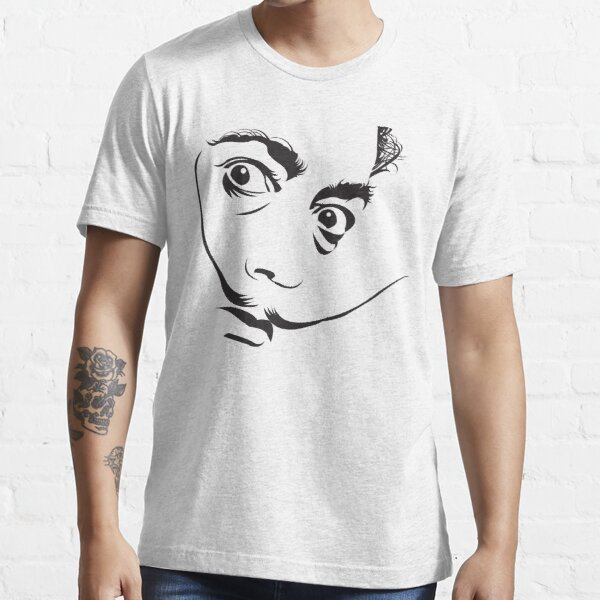 Salvador Dali T-shirt essentiel