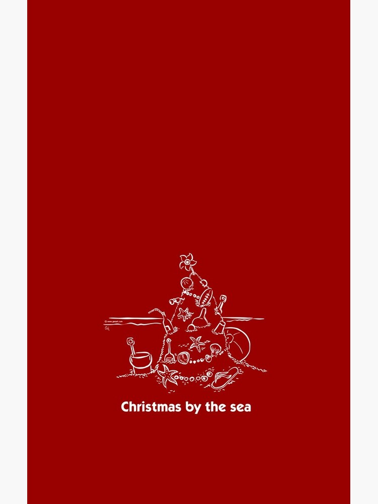 Christmas by the sea by gudders