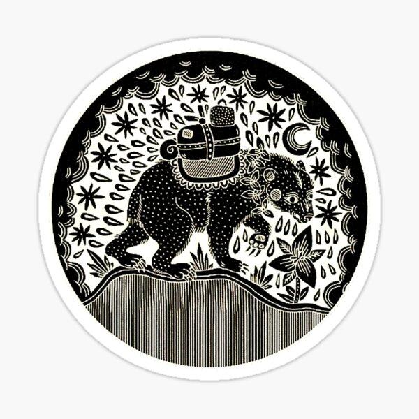 Folk Logo Music Best Trending Sticker