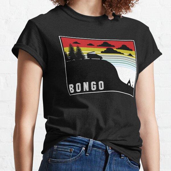 BONGO Sunset Mazda Bongo Friendee Ford Freda Campervan Classic T-Shirt