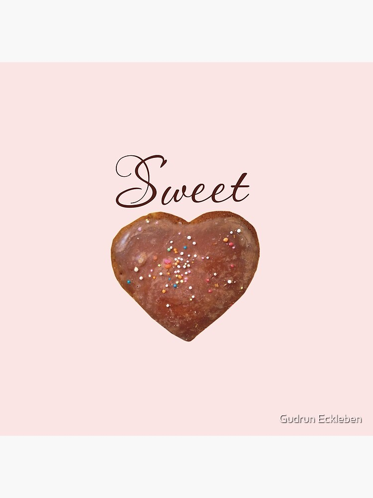 Sweet heart + choc heart by gudders