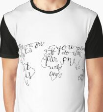 Wild & Precious World Graphic T-Shirt