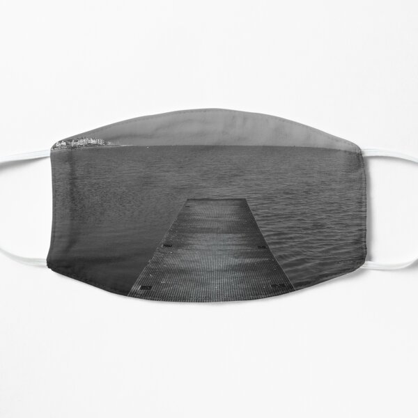 Monochrome Jetty Flat Mask