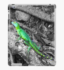 Colorized Lizard iPad Case/Skin