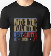 Watch The Oval Office - Multicolored T-Shirt