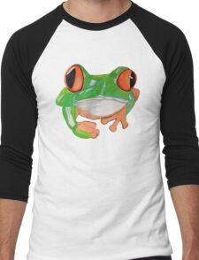 Tree Frog Men's Baseball ¾ T-Shirt