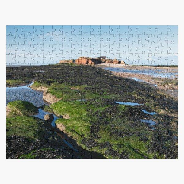 Hilbre Island Rockpools, Wirral Jigsaw Puzzle