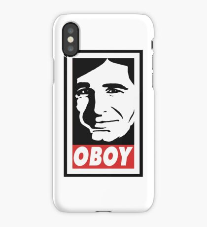OBOY iPhone Case