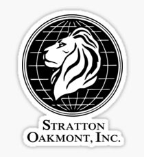 Stratton Oakmont Inc Sticker