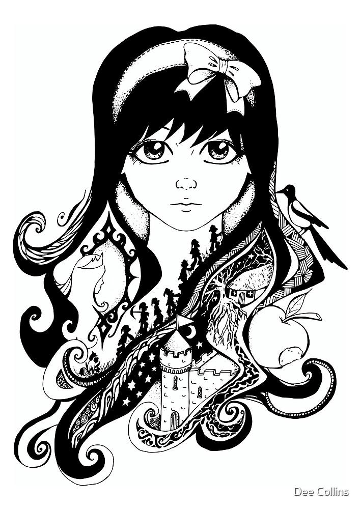 Snow White by deedeedee123
