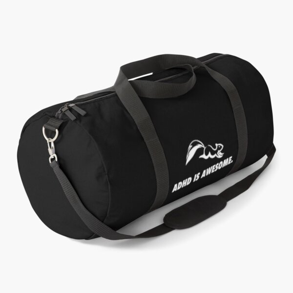 ADHD is Awesome - Cute ADHD is Awesome Version 1 Duffle Bag
