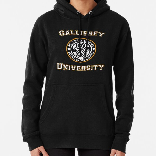 Gallifrey University Pullover Hoodie