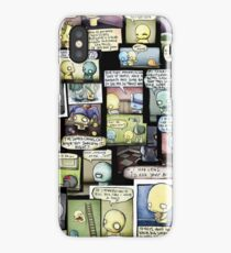 Pon and Zi Collage iPhone Case/Skin