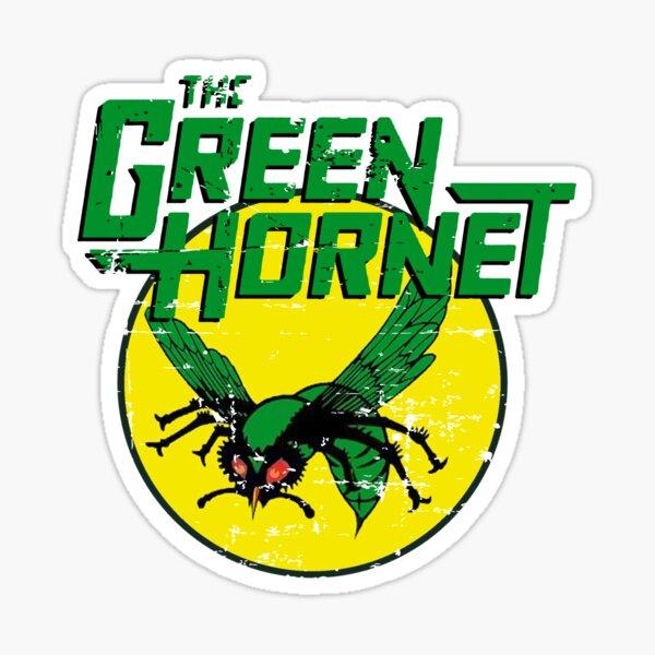 The Green Hornet Sticker