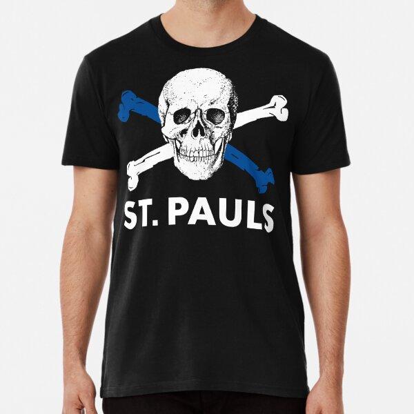 St Pauls - Bristol - Bristol Rovers - Gashead Premium T-Shirt