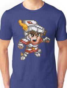 Pegasus - Saint Seiya Sprite Unisex T-Shirt