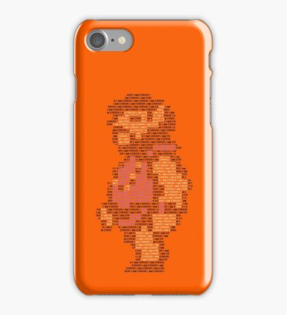 I AM ERROR iPhone Case/Skin