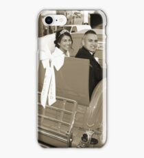 Rumble Seat Getaway iPhone Case/Skin