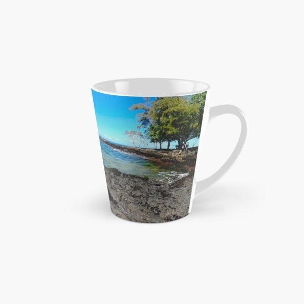 Coconut Isle View of Hilo Tall Mug