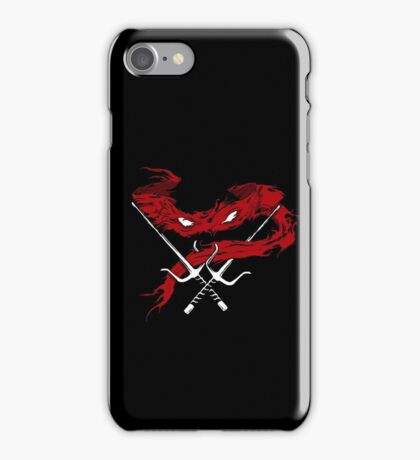 Red Wrath iPhone Case/Skin