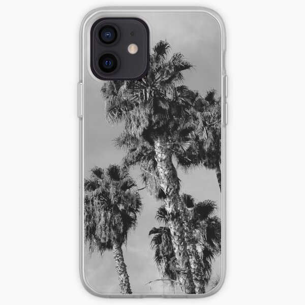 Palm Trees, Los Angeles iPhone Soft Case