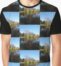Reflections in Water Graphic T-Shirt
