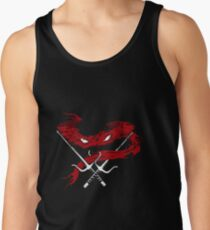 Red Wrath Tank Top