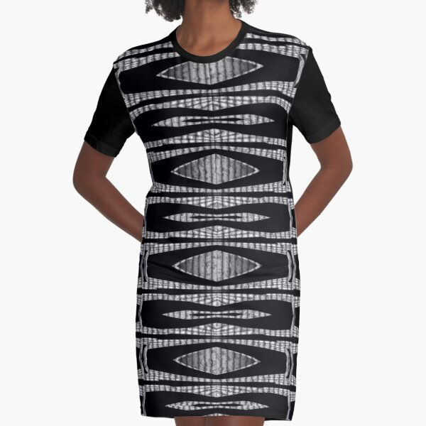 LaFara Caesarian XII Graphic T-Shirt Dress