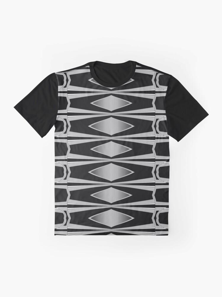 Alternate view of LaFara Caesarian XIII Graphic T-Shirt
