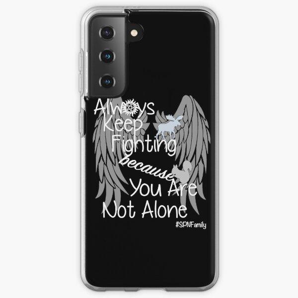 Supernatural Campaigns Samsung Galaxy Soft Case