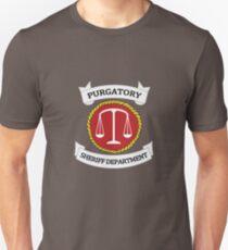 Wynonna Earp - Purgatory Sheriff Department Logo Unisex T-Shirt