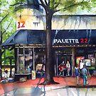Palette22 by Louisa McHugh