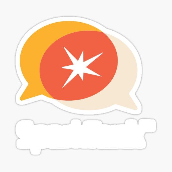 Spark Sticker