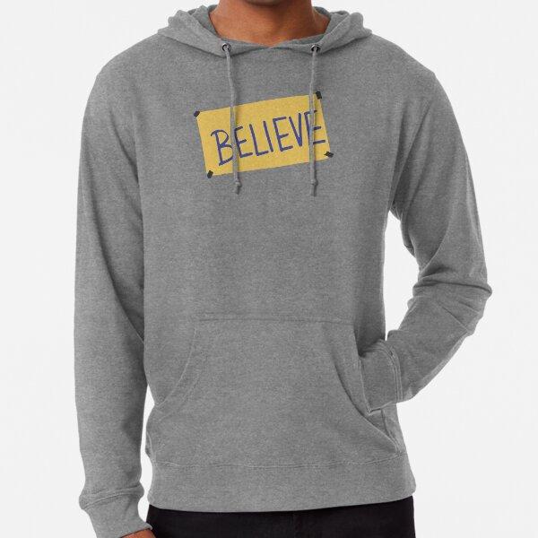 Believe-ted Lightweight Hoodie