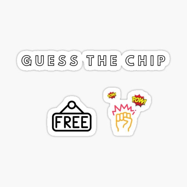 Free Hit Sticker