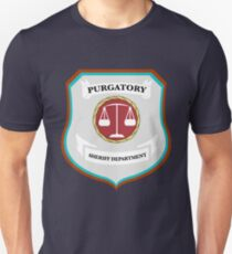 Purgatory Sheriff Department T-Shirt