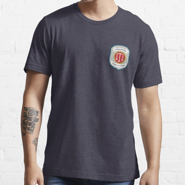 Wynonna Earp - Purgatory Sheriff Department Patch Essential T-Shirt