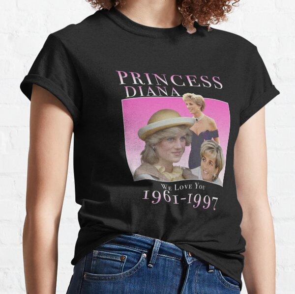 Princess Diana Homage Classic T-Shirt
