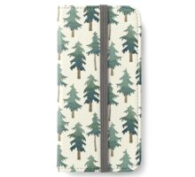 The forest iPhone Wallet/Case/Skin