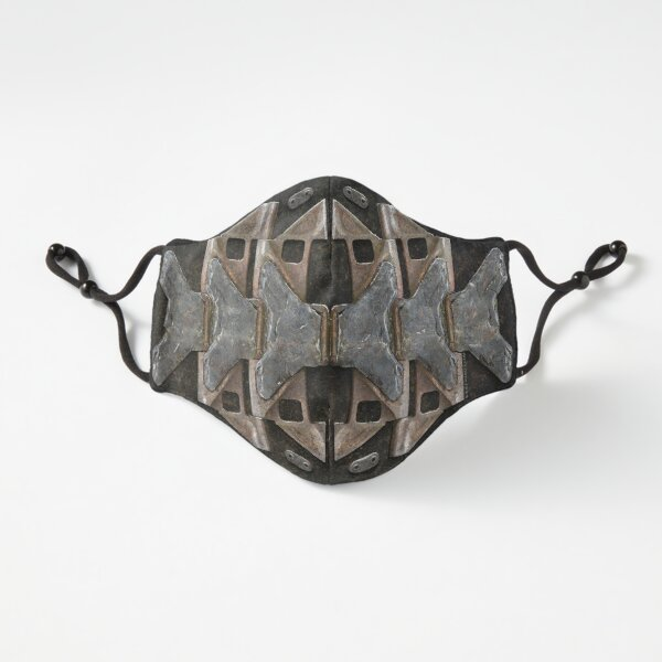 Industrial Mask Fitted 3-Layer