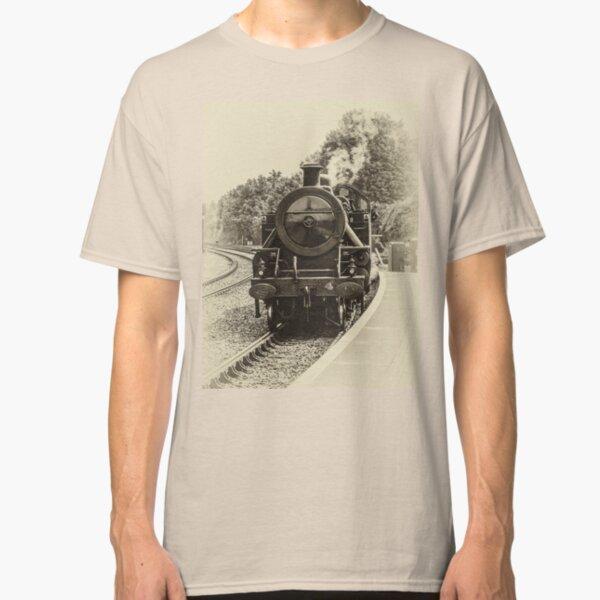 Lms Ncc Class Wt 2-6-4t No 4 Classic T-Shirt