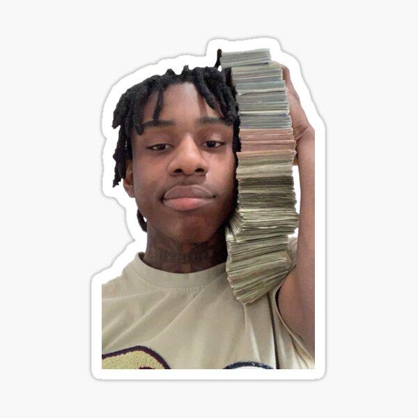 Polo G W/ Money Sticker