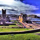 Chapels Along the Coast in Wales by Wayne King